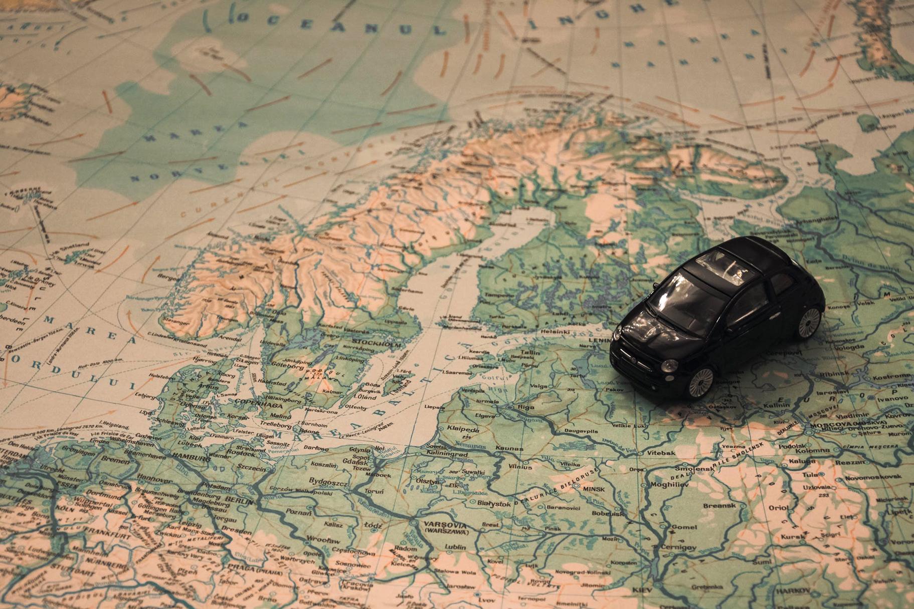 Viajar con la lectura a cualquier parte del mundo